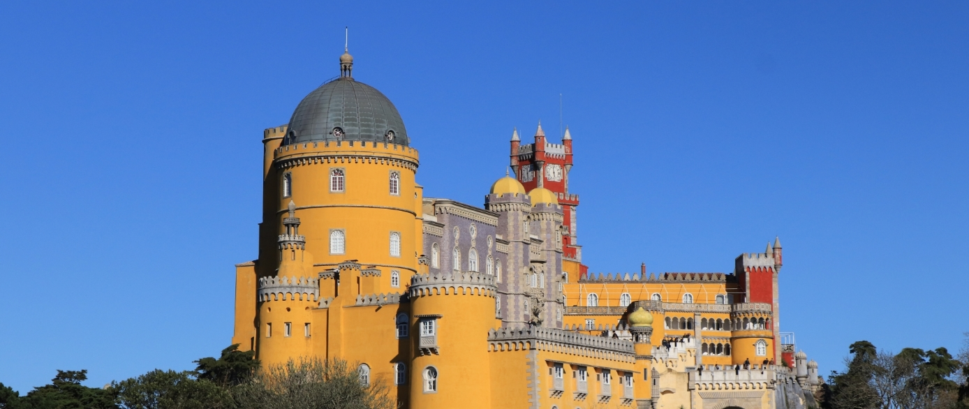ポルトガルのお城