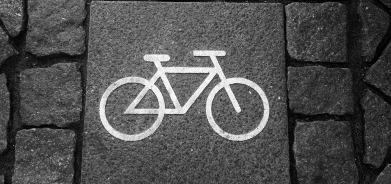 自転車の絵