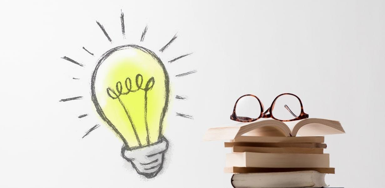 アイデアと本