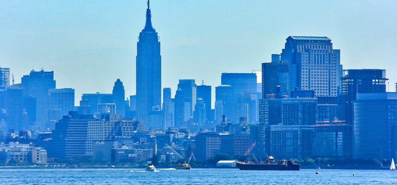 海とニューヨーク