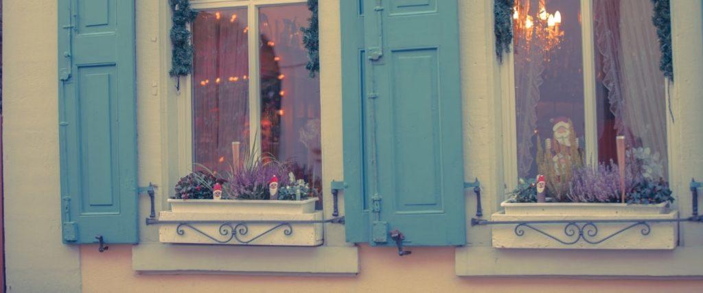 ドイツの窓