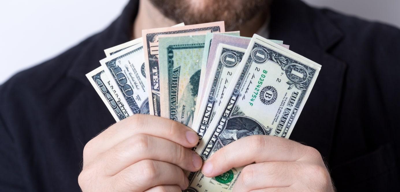 米国のお金