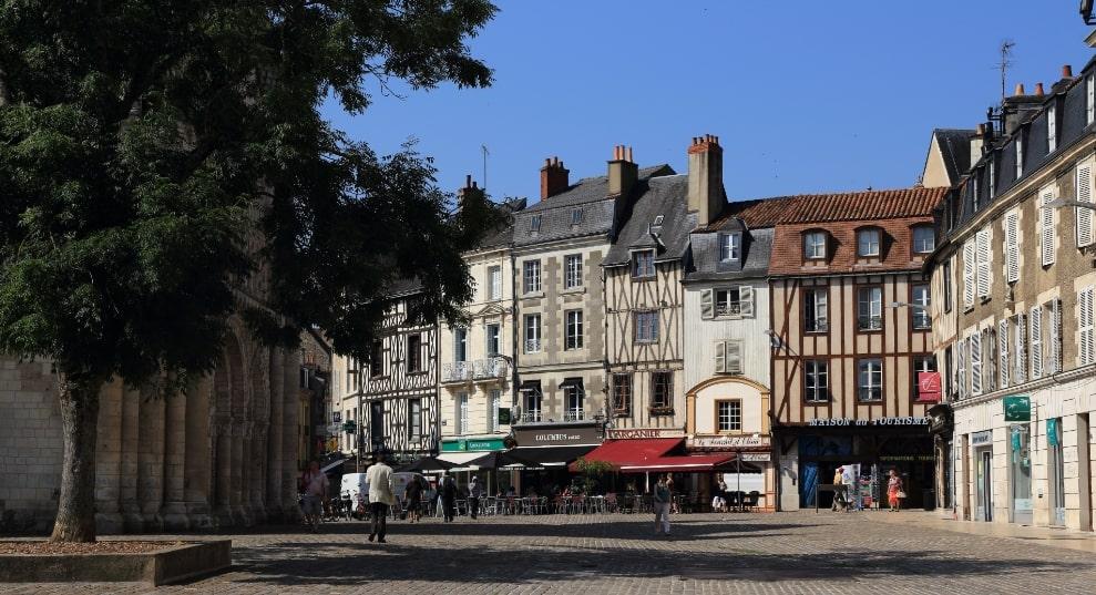 フランスの街