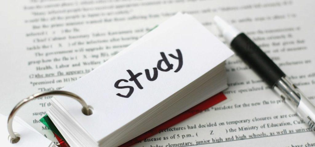 単語帳と勉強